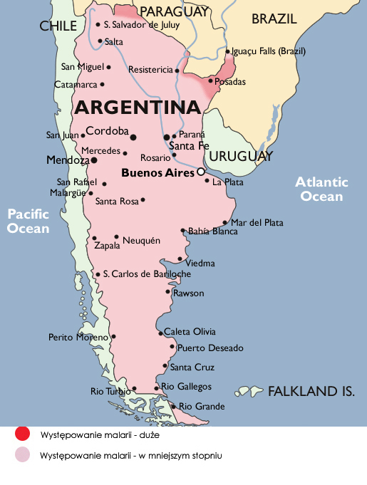 Argentyna Szczepienia Jakie Sa Obowiazkowe I Zalecane