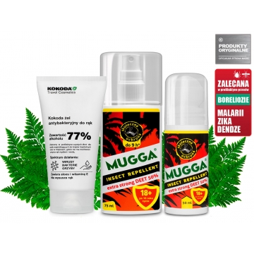 mugga na komary spray 50 deet